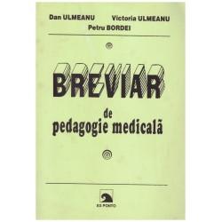 Breviar de pedagogie medicala