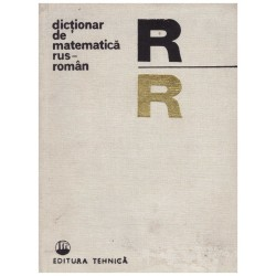 Dictionar de matematica...