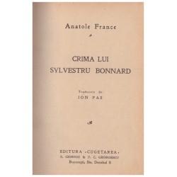 Crima lui Sylvestru Bonnard