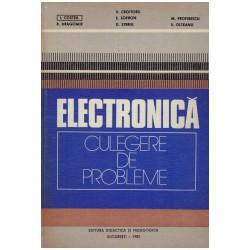 Electronica - culegere de...