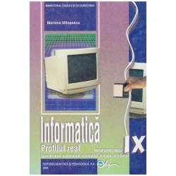 Informatica - manual pentru...