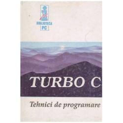 Turbo C - tehnici de...