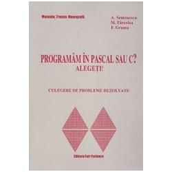 Programam in Pascal sau C?...