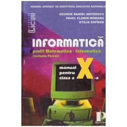 Informatica - profil...