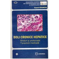 Boli cronice hepatice -...