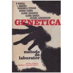 Genetica - metode de laborator