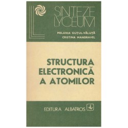Structura electronica a...