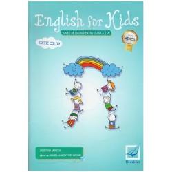 English for kids - caiet de...
