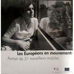 Les Europeens en mouvement...