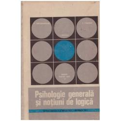 Psihologie generala si...
