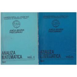 Analiza matematica vol.1-2...