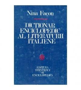 Dictionar enciclopedic al...