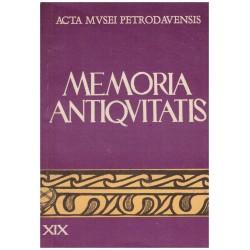 Memoria Antiqvitatis XIX