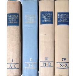 Dictionarul limbii romane...