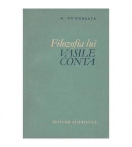 Filozofia lui Vasile Conta