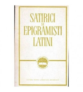 Satirici si epigramisti latini