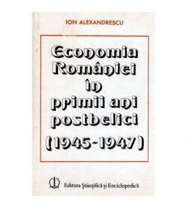 Economia Romaniei in primii...