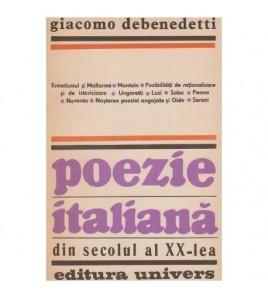 Poezie italiana din secolul...