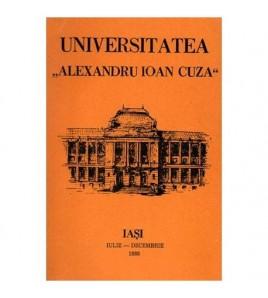 """Universitatea """"Alexandru..."""