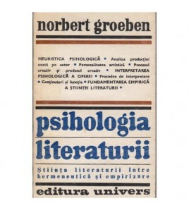 Psihologia literaturii