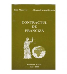 Contractul de franciza - O...
