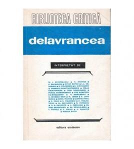 Delavrancea - interpretat de: