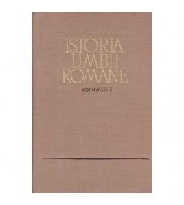 Istoria Limbii Romane vol.I...