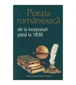 Poezia romaneasca de la...