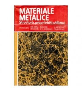 Materiale metalice -...