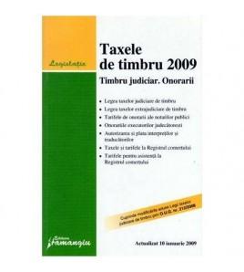 Taxele de timbru 2009 -...