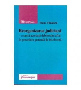 Reorganizarea judiciara - O...