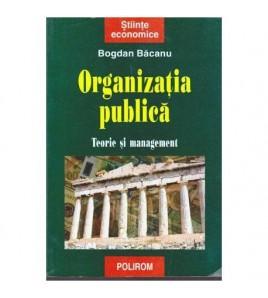 Organizatia publica -...