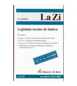 La zi - Legislatia taxelor...