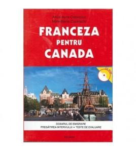 Franceza pentru Canada + CD...