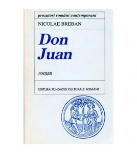 Don Juan - roman - editie...