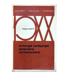 Antologia pedagogiei...