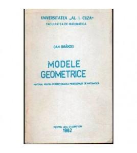 Modele geometrice -...