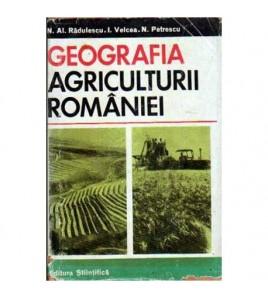 Geografia agriculturii...