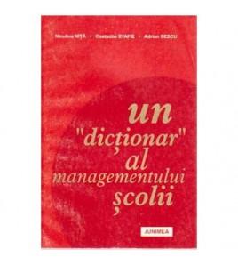 """Un """"dictionar"""" al..."""
