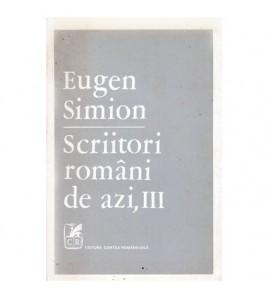 Scriitori romani de azi...