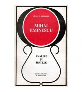 Mihai Eminescu - Analize si...