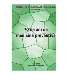 70 de ani de medicina...
