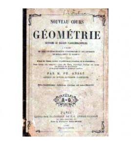 Nouveau cours de Geometrie