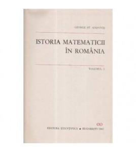 Istoria matematicii in...