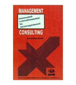 Management consulting....