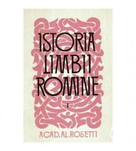 Istoria Limbii Romine vol.I