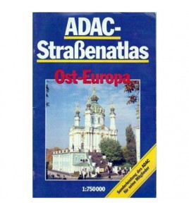 ADAC - Strassenatlas -...