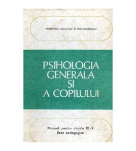 Psihologia generala si