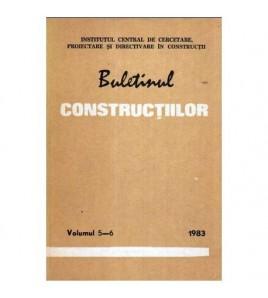 Buletinul constructiilor -...