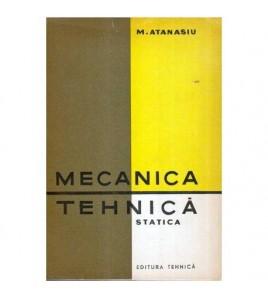 Mecania tehnica - Statica